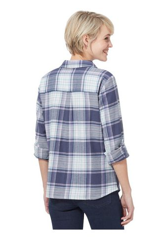 Casual Looks Flanellbluse