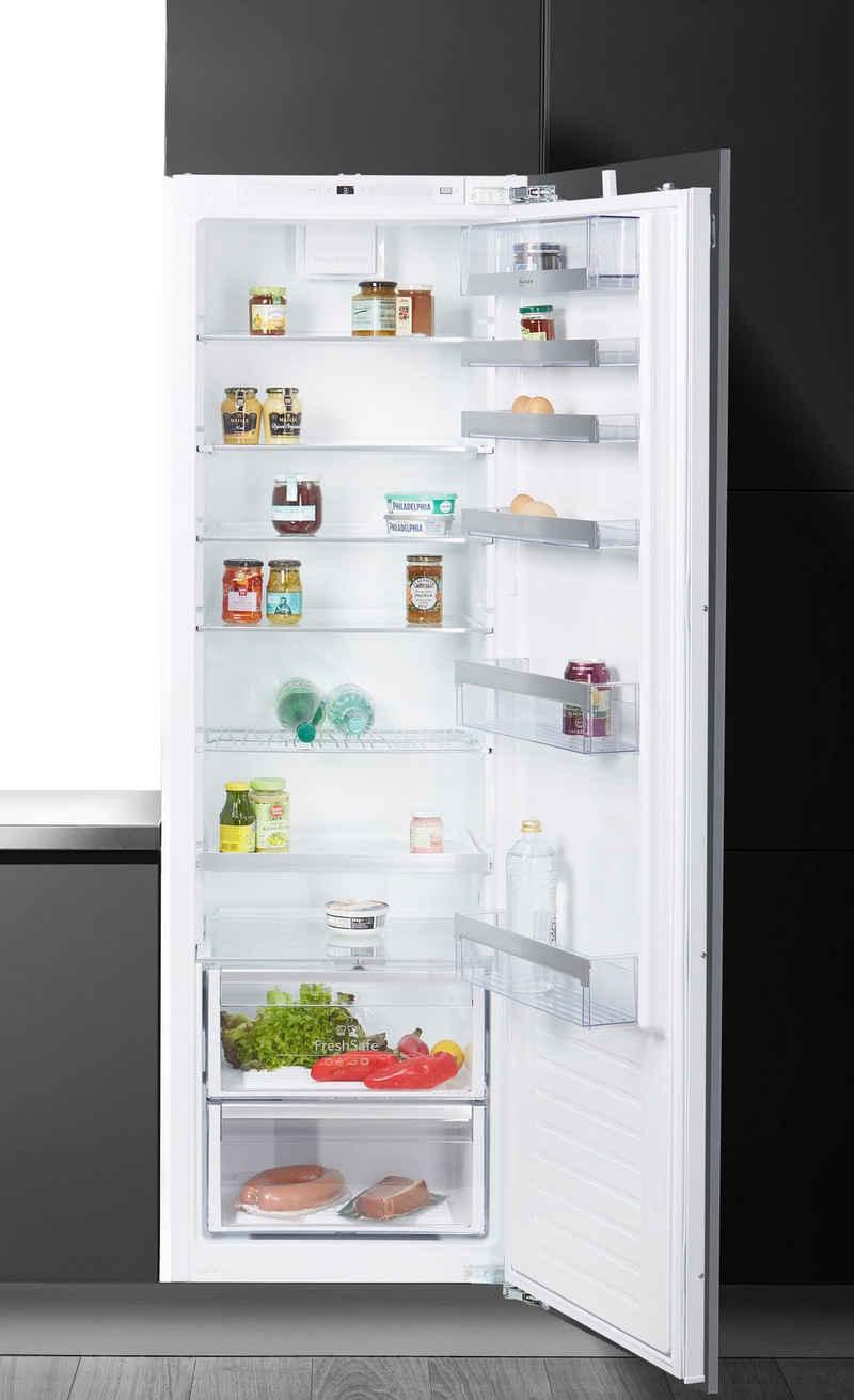 NEFF Einbaukühlschrank N 70 KI1813FE0, 177,2 cm hoch, 56 cm breit