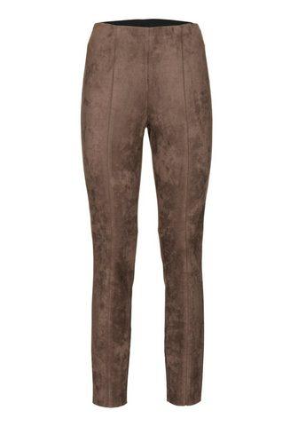 TIMELESS брюки из искусственной кожы в...