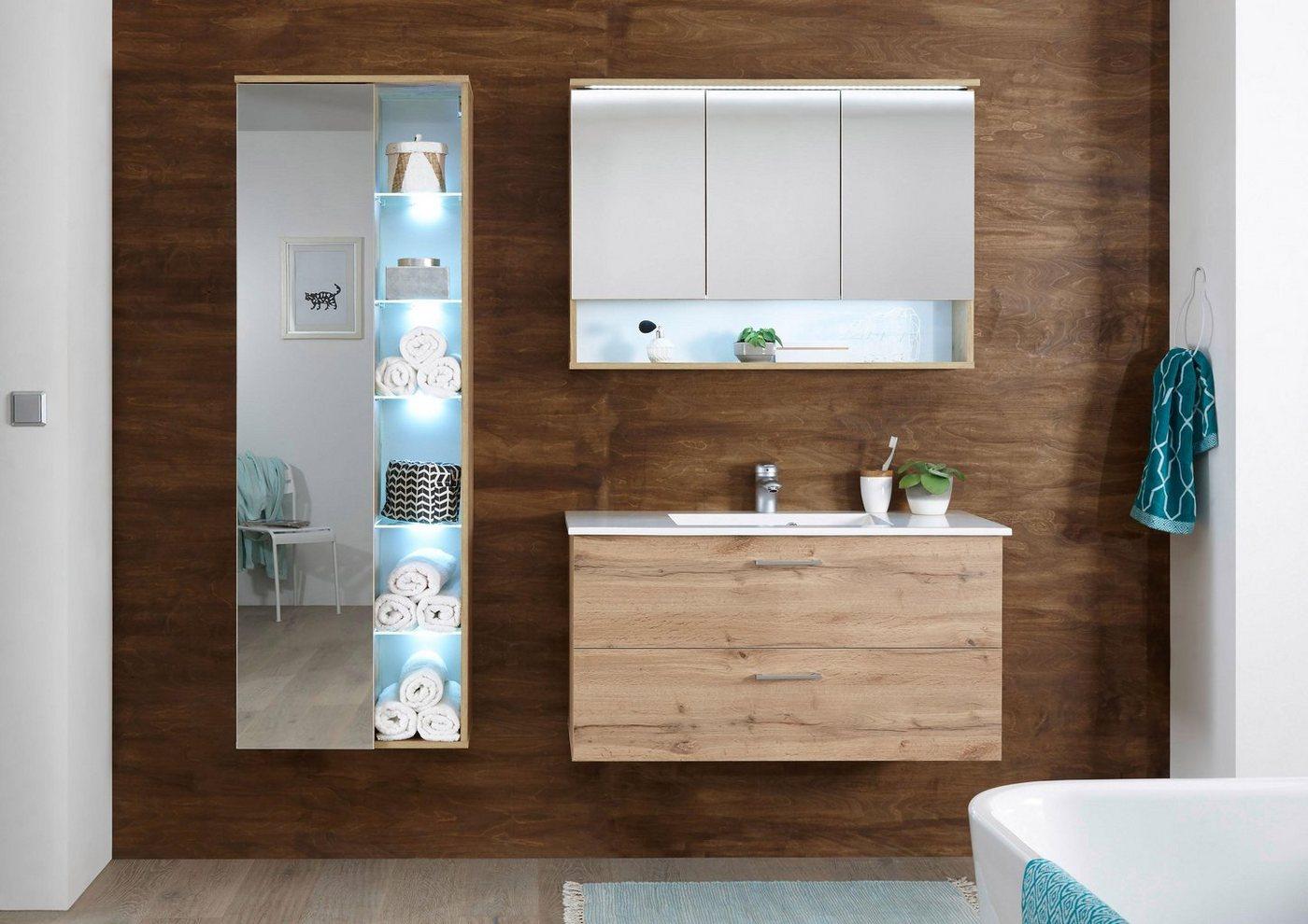OTTO | SALE welltime Spiegelschrank Best mit LED Beleuchtung ...