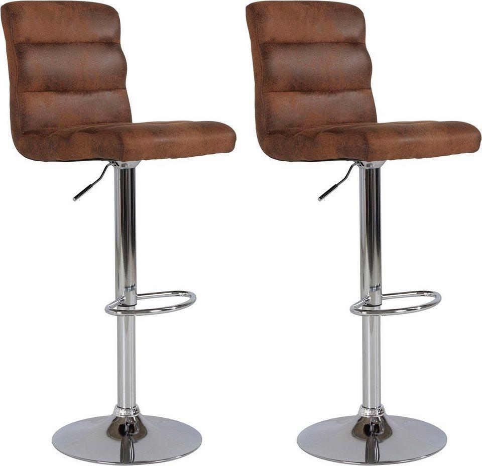 homexperts barhocker pearl 2 st ck sitzh he 65 5 87. Black Bedroom Furniture Sets. Home Design Ideas