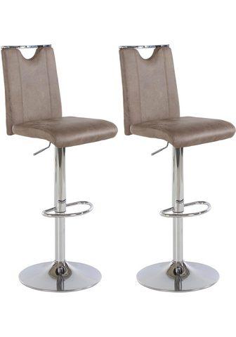 HOMEXPERTS Baro kėdė »Fever« (Rinkinys 2 vienetai...