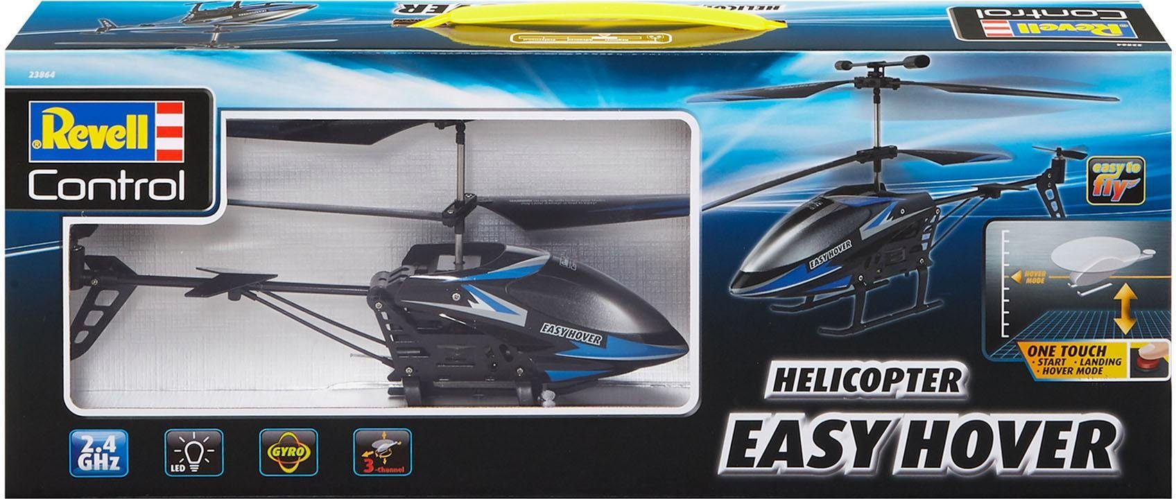 Revell RC Hubschrauber mit LED-Beleuchtung, »Revell® control, Easy Hover, 2,4 GHz«