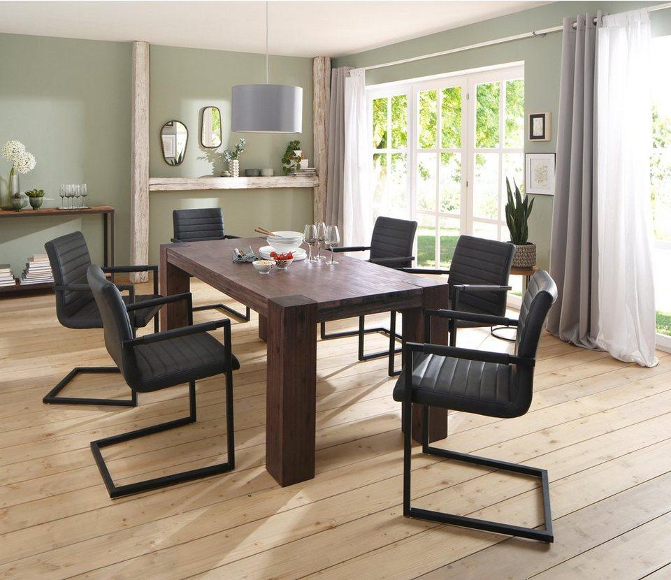 Schön Esstisch Stühle Mit Armlehne Ideen Von Lieferbar