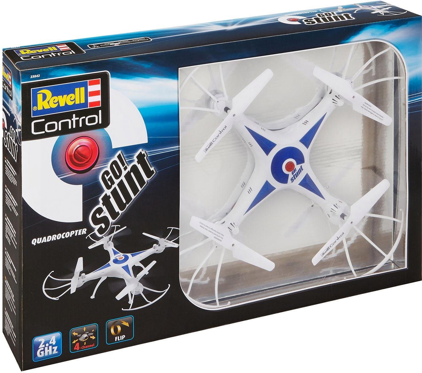 RC Drohne Revell® control GO Stunt*