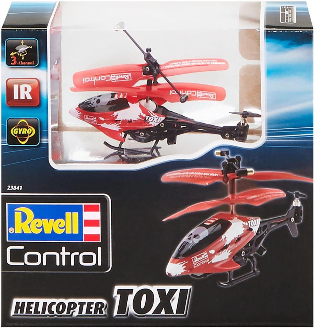 Revell RC Hubschrauber mit LED-Beleuchtung, »Revell® control, Toxi«