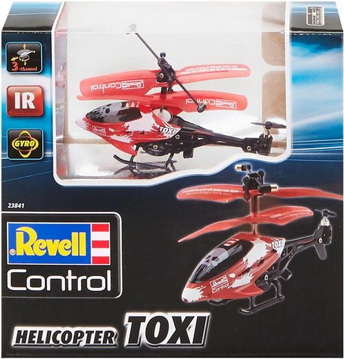 Revell® RC-Helikopter »Revell® control, Toxi«, mit LED-Beleuchtung