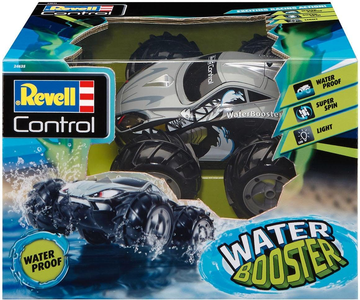Revell RC Auto mit LED-Beleuchtung, »Revell® control, Stunt CarWater Booster, 2,4 GHz«