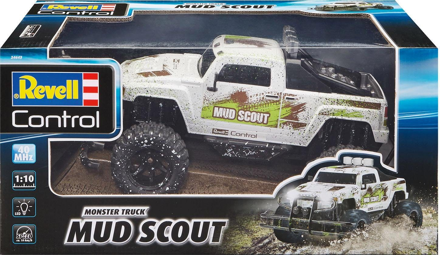 Revell RC Auto, »Revell® control, Monster Truck Mud Scout, 40 MHz«