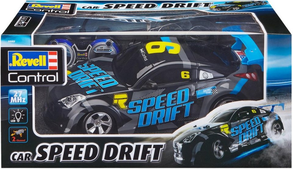 revell rc auto revell control drift car speed drift. Black Bedroom Furniture Sets. Home Design Ideas