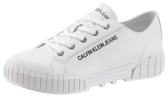 Im Sneaker Klein look Basic Calvin »blaza« tTvExww