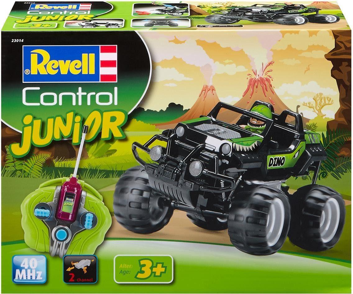 Revell RC Auto mit Licht, »Revell® control, RC Junior Crash Car Dino, 40 MHz«