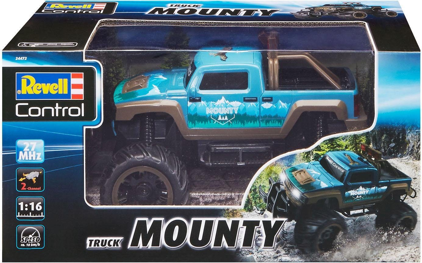Revell RC Auto, »Revell® control, Monster Truck Mounty, 40 MHz«