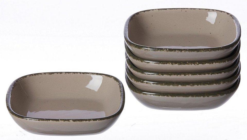 flirt by r b casa dipschale steinzeug set 6 tlg sp lmaschinenfest online kaufen otto. Black Bedroom Furniture Sets. Home Design Ideas
