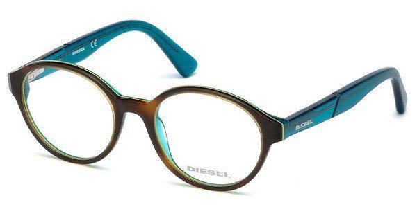 Diesel Kinderbrillen Brille » DL5266«, braun, 056 - havana