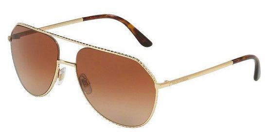 DOLCE & GABBANA Damen Sonnenbrille »DG2191«
