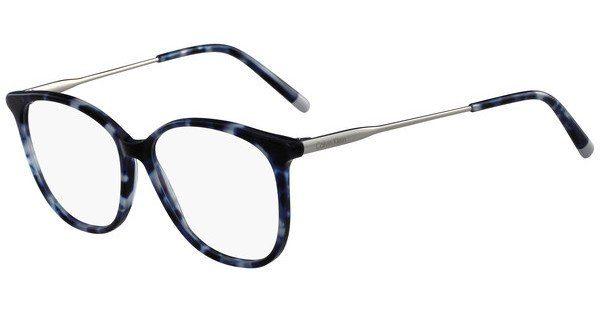 Calvin Klein Damen Brille » CK5462«, blau, 422 - blau