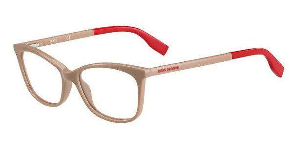 Boss Orange Damen Brille » BO 0289«, weiß, FWM - weiß