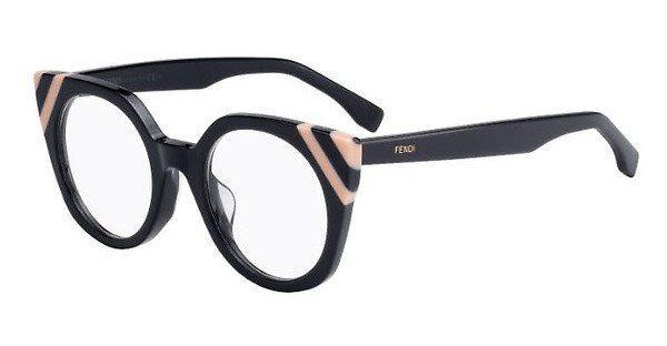 FENDI Fendi Damen Brille » FF 0246«, grau, KB7 - grau