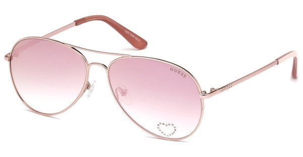 beste Sammlung Werksverkauf klassischer Chic Guess Damen Sonnenbrille »GU7575-S« online kaufen   OTTO