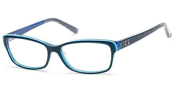 Damen Guess Brille »gu2542« Kaufen Online nOk0Pw