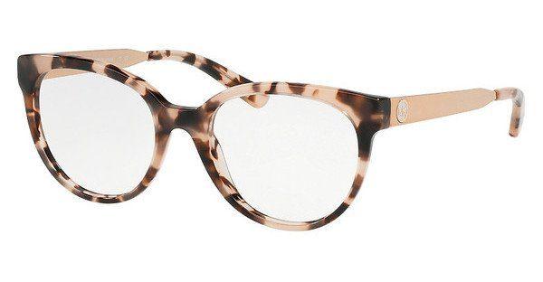 MICHAEL KORS Michael Kors Damen Brille »GRANADA MK4053«, braun, 3293 - braun