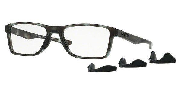 Oakley Brille »FIN BOX OX8108«, grau, 810804 - grau