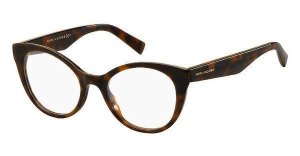 MARC JACOBS Marc Jacobs Damen Brille » MARC 238«, braun, 086 - braun