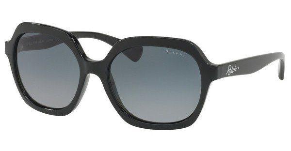 RALPH Ralph Damen Sonnenbrille » RA5229«, schwarz, 13774U - schwarz/blau