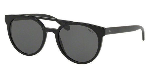 Polo Herren Sonnenbrille » PH4134«, schwarz, 528487 - schwarz/grau