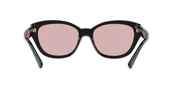Versace Damen Sonnenbrille » VE4343«, schwarz, GB1/84 - schwarz/lila