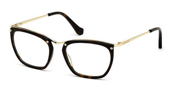Balenciaga Damen Brille » BA5047«, braun, 052 - braun