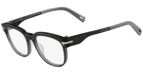G-Star RAW Brille » GS2651 FAT WYDDO«, schwarz, 001 - schwarz