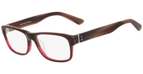Calvin Klein Herren Brille » CK8516«, braun, 205 - braun
