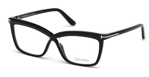 Tom Ford Damen Brille » FT5470«, schwarz, 001 - schwarz