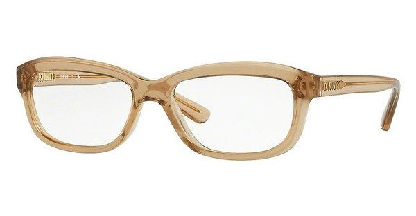 DKNY Damen Brille » DY4678«, braun, 3735 - braun