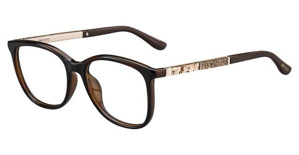 JIMMY CHOO Damen Brille »JC191«