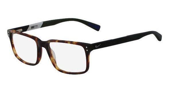 Nike Herren Brille » NIKE 7240«, braun, 211 - braun