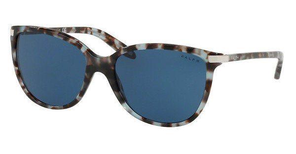 RALPH Ralph Damen Sonnenbrille » RA5160«, blau, 169280 - blau/blau