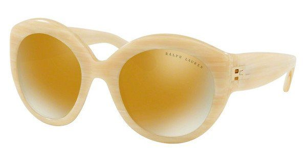 Ralph Lauren Damen Sonnenbrille » RL8159«, braun, 500313 - braun/braun