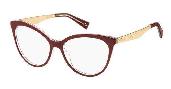 MARC JACOBS Marc Jacobs Damen Brille » MARC 205«, braun, 086 - braun