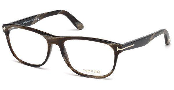 Tom Ford Herren Brille » FT5430«, braun, 062 - braun