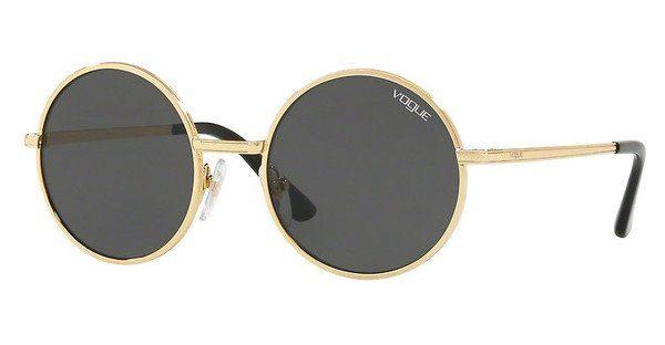 VOGUE Vogue Damen Sonnenbrille » VO4085S«, grau, 548/20 - grau/ lila