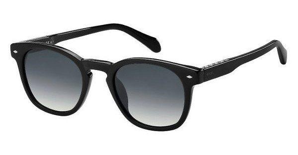 Fossil Herren Sonnenbrille » FOS 2077/S«, braun, YL3/XT - braun/blau