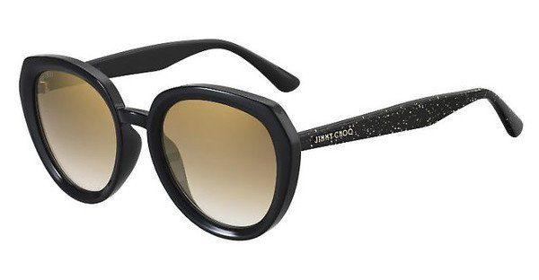 JIMMY CHOO Jimmy Choo Damen Sonnenbrille » MACE/S«, braun, KDZ/NQ - braun/braun