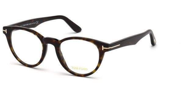 Tom Ford Damen Brille » FT5491«, braun, 052 - braun