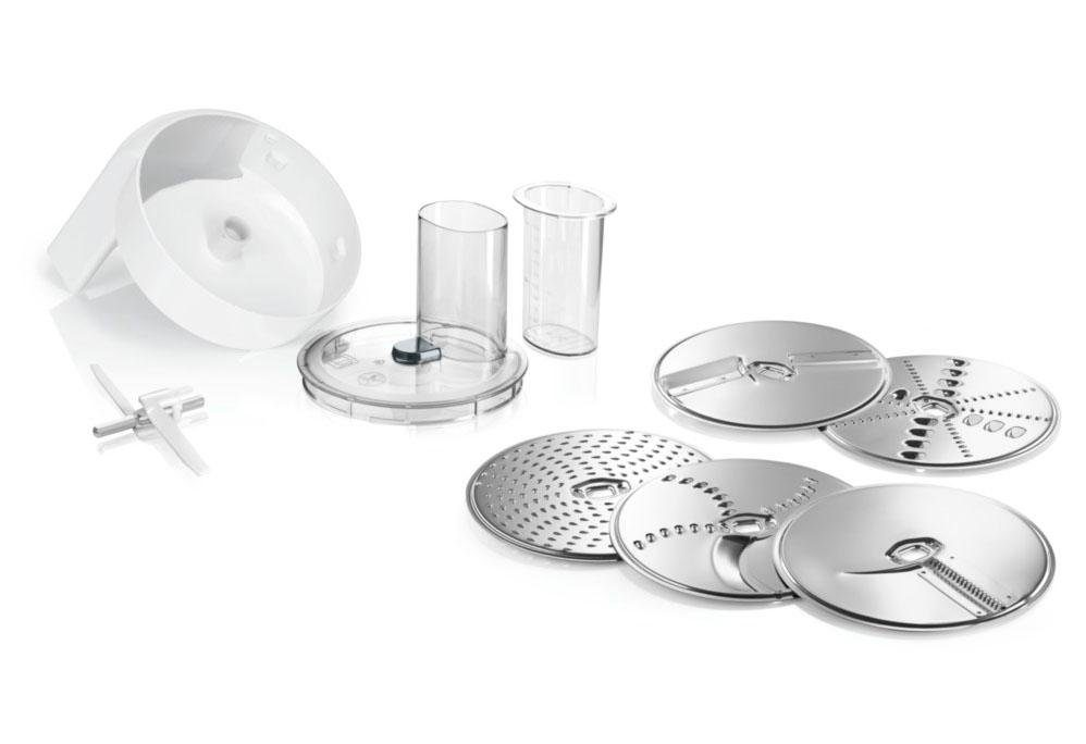 Bosch Lifestyle Set VeggieLove für Bosch Küchenmaschine MUM5 MUZ5VL1