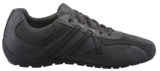 Schaftrand Geox »ravex« Sneaker Mit Gepolstertem wIUY4qU1x