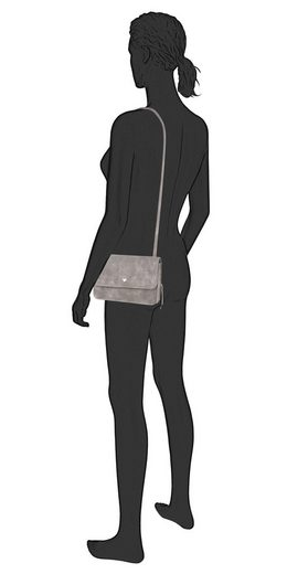 Kontrastfarbener Tailor Bag Tom »karly« Mini Mit Ziernaht 6Bn1C