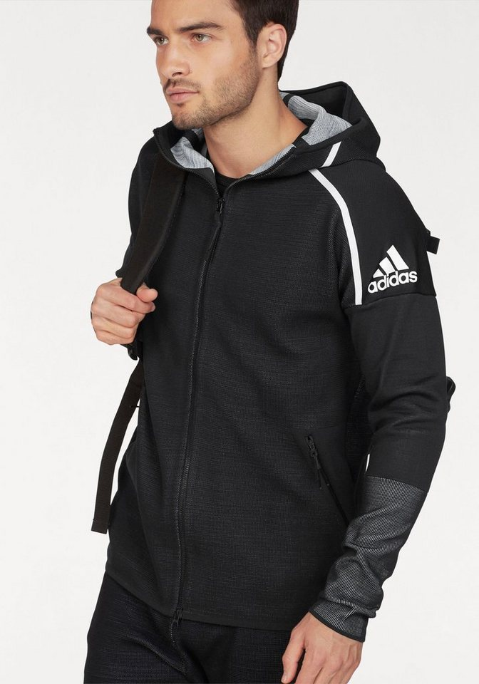 official photos 1ece9 3142a adidas Performance Trainingsjacke »Z.N.E. Hoodie Parley«